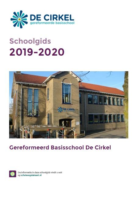 2019-2020 Schoolgids GBS de Cirkel